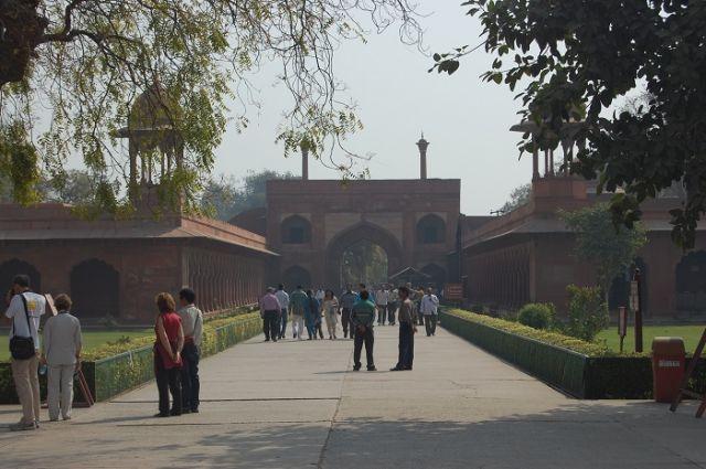 Zdjęcia: Agra, Uttar Pradesh, W drodze do Taj Mahal, INDIE
