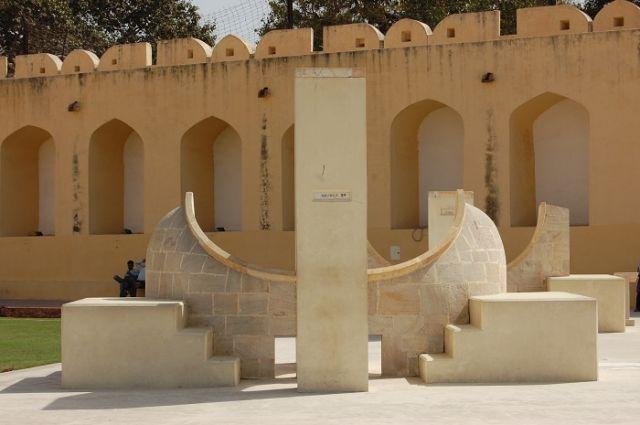 Zdjęcia: Jaipur, Radżastan, Dżantar Mantar – obserwatorium astronomiczne, INDIE
