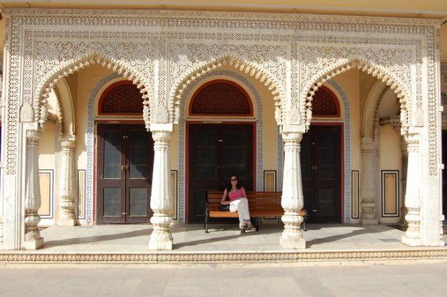 Zdjęcia: Jaipur, Radżastan, Pałac Powitań, INDIE