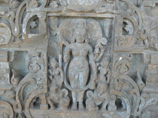 Zdjęcia: Abhaneri, Rajasthan, Baoli - studnia schodkowa - plaskorzezba, INDIE