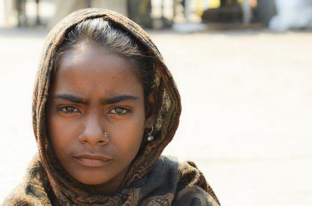 Zdjęcia: ., ., twarze Indii, INDIE