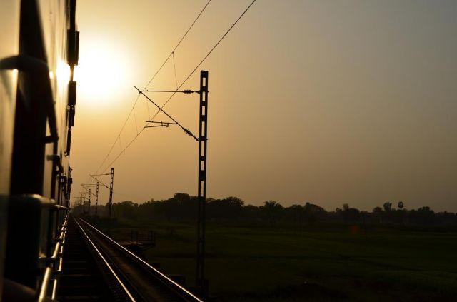 Zdjęcia: ., gzies  w srodku Indii, przez Indie pociagiem , INDIE