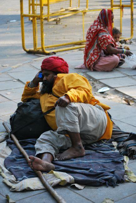 Zdjęcia: Delhi, Delhi, Ciemna strona księżyca, INDIE