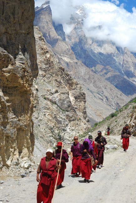 Zdjęcia: Indie, Pieszo, INDIE