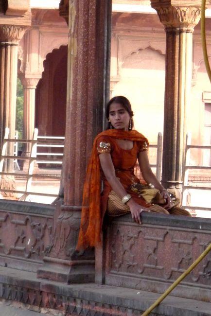 Zdjęcia: Delhi, Wyczekując, INDIE