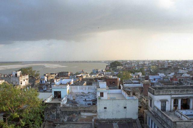 Zdjęcia: Varanasi, Panorama Varanasi, INDIE