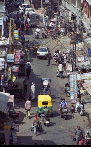 Zdjęcia: Delhi, Main Baazar, INDIE