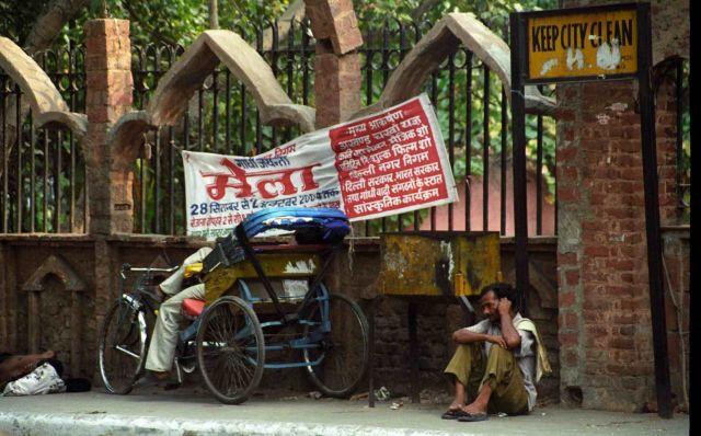 Zdjęcia: New Delhi, Keep City Clean !!!, INDIE