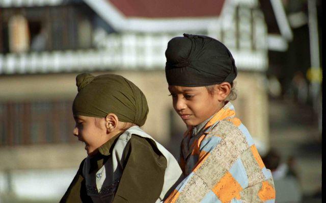 Zdjęcia: Shimla, Dzieci, INDIE