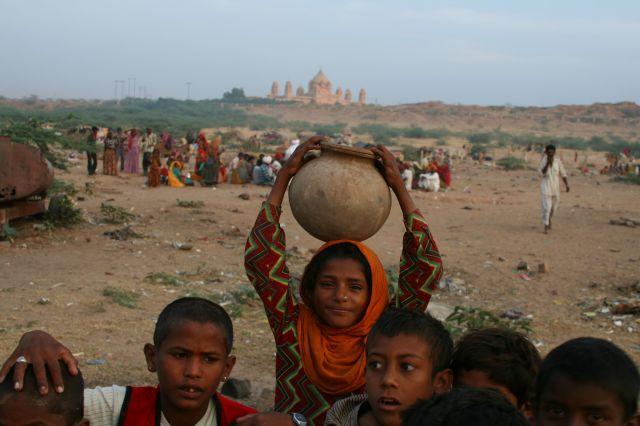 Zdjęcia: JODHPUR, RAJASTHAB, CYGANSKA SPOLECZNOSC, INDIE