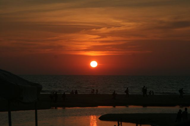 Zdj�cia: Varca beach, Goa, Wieczorne Upadki, INDIE