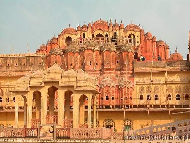 Zdjęcia: Jaipur, Hawa Mahal, INDIE