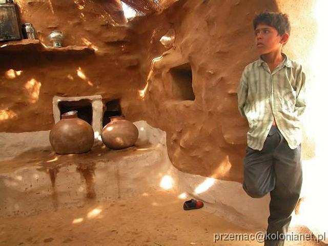 Zdjęcia: Jaisalmer, Wioska na pustyni Thar, INDIE