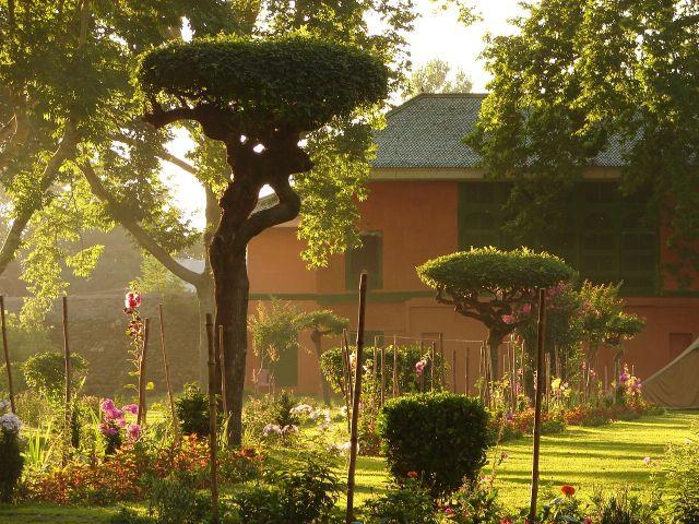 Zdjęcia: Srinagar, Kashmir - Srinagar, ogród Mogołów, INDIE