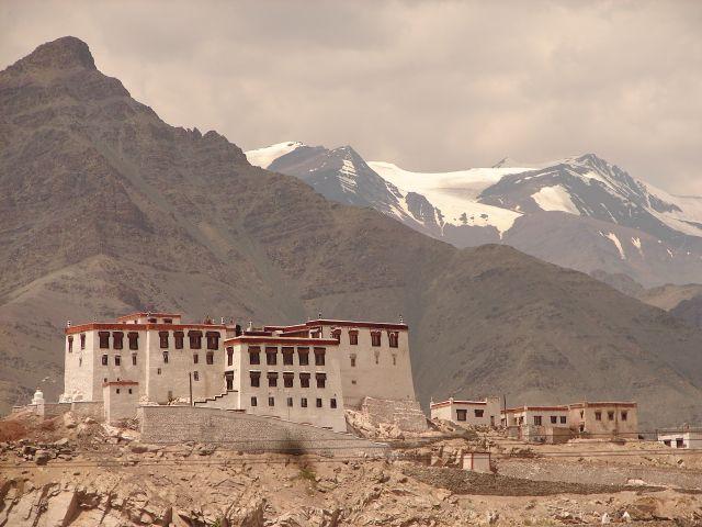 Zdj�cia: Dolina Leh, Ladakh, Klasztor buddyjski, INDIE