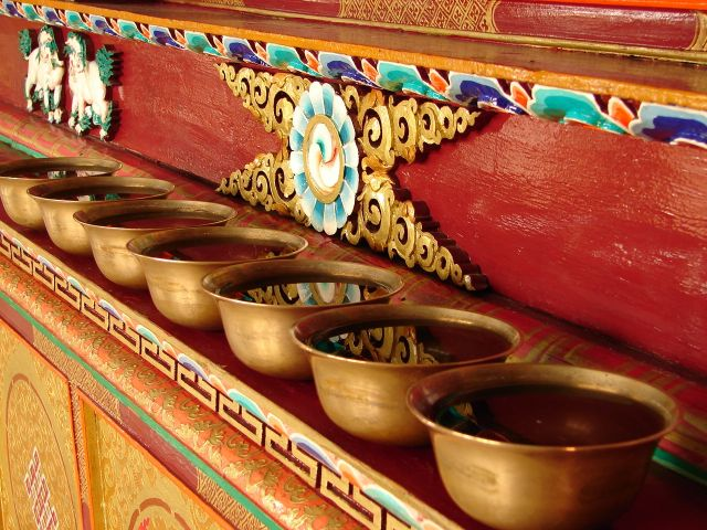 Zdj�cia: Dolina Leh , Ladakh, Klimaty buddyjskie, INDIE
