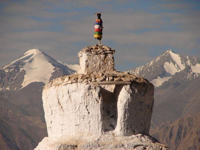 Zdjęcia: Leh, Ladakh, gompa , INDIE
