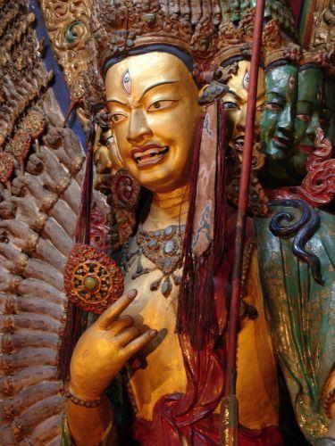 Zdj�cia: Leh, Ladakh, Klimaty buddyjskie, INDIE