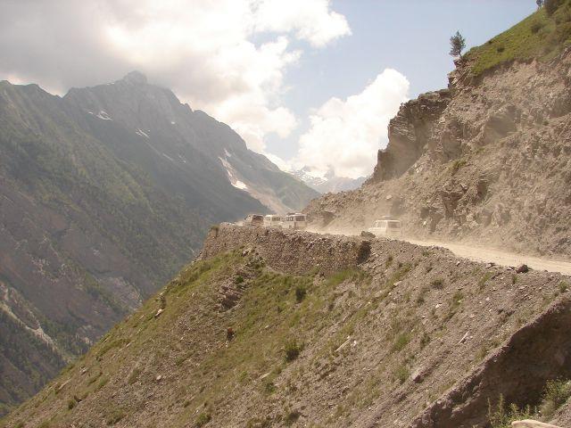 Zdjęcia: Ladakh, Kashmir - , w drodze do Kargil, INDIE