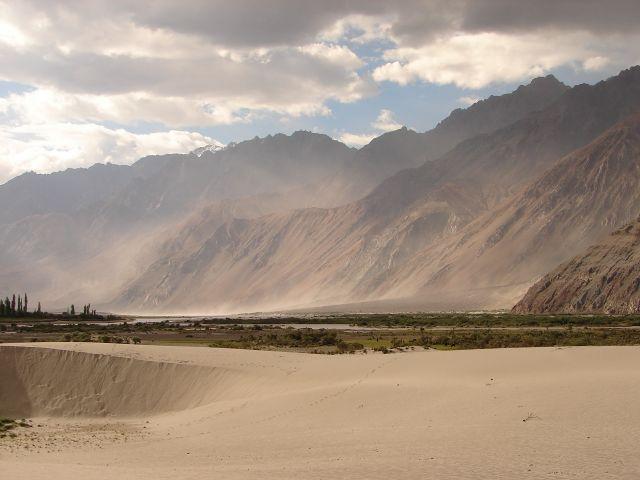 Zdjęcia: Ladakh -dolina Nubra, Kashmir - , dolina Nubry, INDIE