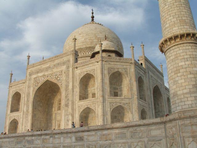 Zdjęcia: Agra, Uttar Prades, Potęga miłości- Taj Mahal, INDIE