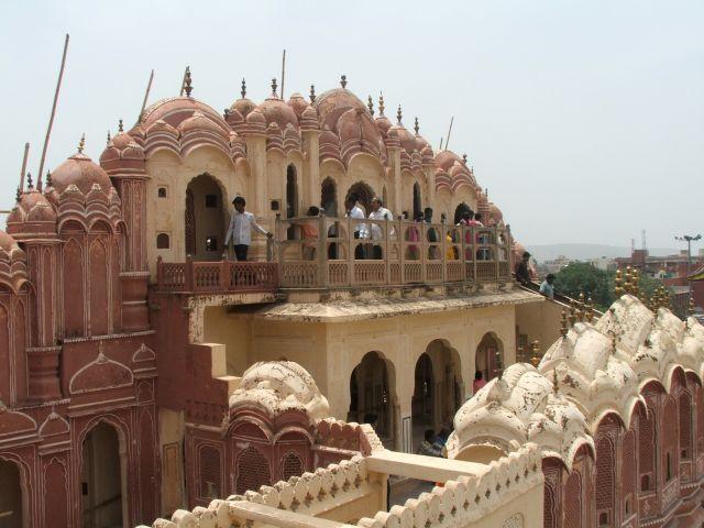 Zdjęcia: Jaipur, Radjastan, Pałac wiatrów, INDIE