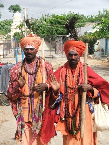 Zdjęcia: Hampi, Karnataka, Kriszna i Rama :-))), INDIE