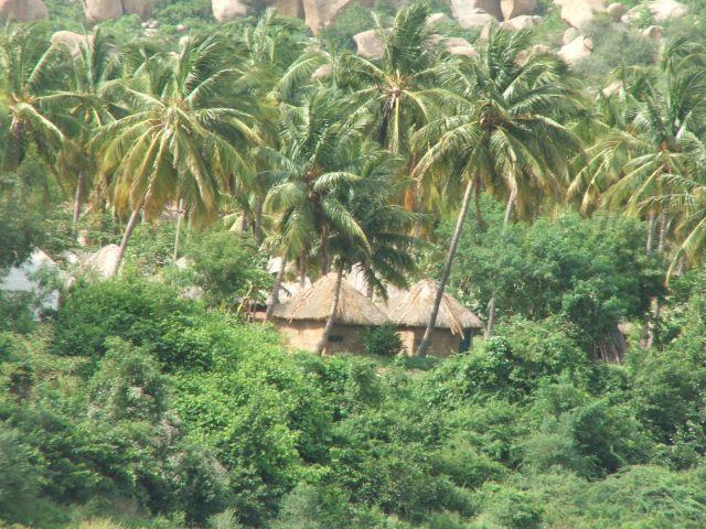 Zdjęcia: Hampi, Karnataka, Wioska, INDIE