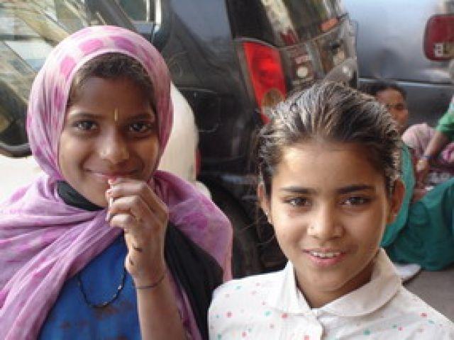 Zdj�cia: Delhi, Nie zamienimy naszego dzieci�stwa na inne!, INDIE