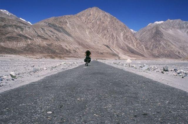Zdjęcia: Dolina Nubra, Ladakh, Walczący z wiatrami, INDIE