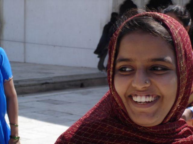 Zdjęcia: Delhi, Red Fort, Czekam na wielką miłość, INDIE