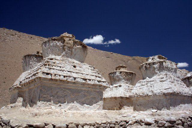 Zdjęcia: Ladakh, Himalaje, Modlitewne gompy, INDIE