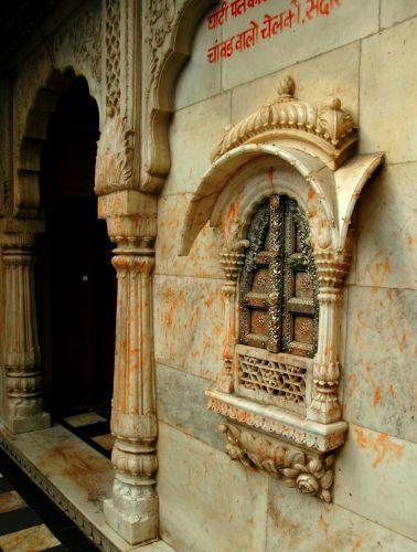 Zdjęcia: Deshnoke, Rajastan, świątynia Karni Mata, INDIE