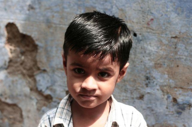 Zdj�cia: Varanasi, mieszkaniec Varanasi, INDIE