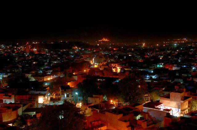 Zdjęcia: Jodhpur, Rajastan, widok z fortu, INDIE