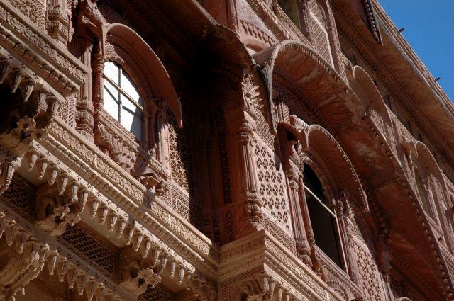 Zdjęcia: Jodhpur, Rajastan, W forcie w Jodhpur, INDIE