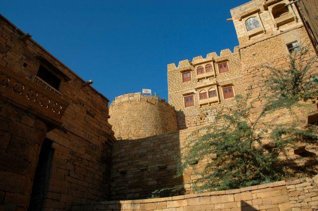 Zdjęcia: Jaisalmer, Rajastan, fort, INDIE