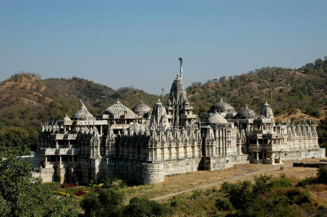 Zdjęcia: Ranakpur, Rajastan, świątynia Dilwara, INDIE