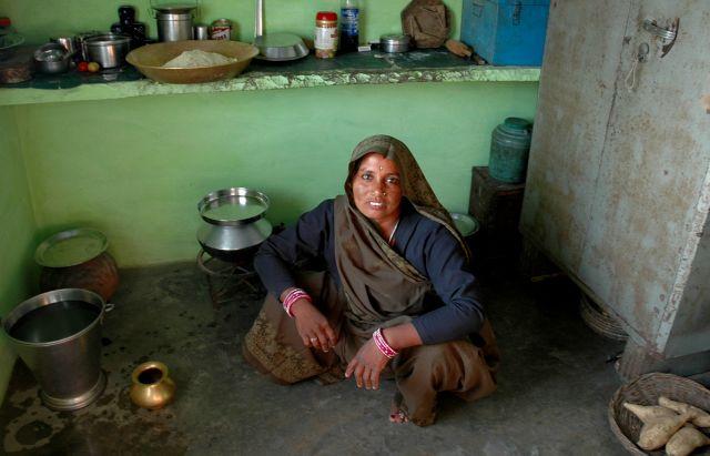 Zdjęcia: Jodhpur, Rajastan, w kuchni, INDIE