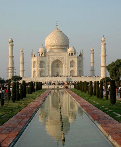 Zdjęcia: Taj Mahal, Uttar Pradesh-Agra, zwykłe ujęcie, INDIE