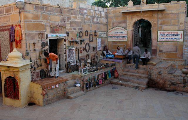 Zdjęcia: Jaisalmer, Rajastan, błyskotki, INDIE