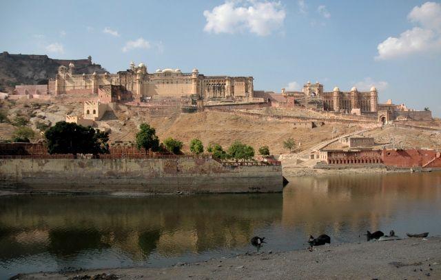 Zdjęcia: Amber, Rajastan, fort Amber, INDIE