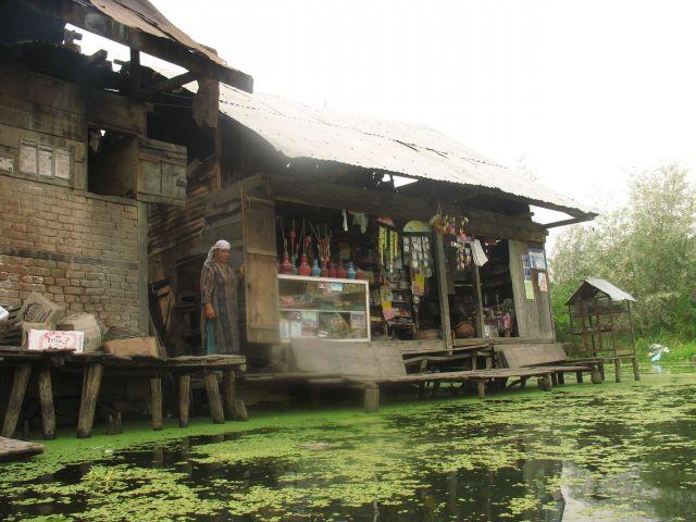 Zdjęcia: Srinagar, Kaszmir, sklep, INDIE
