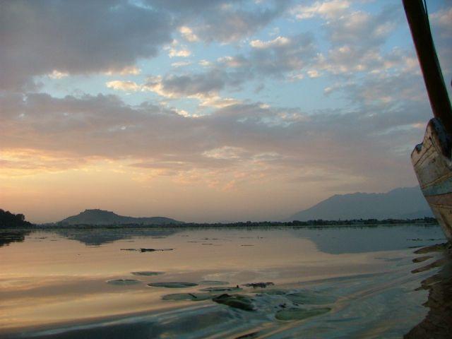 Zdjęcia: Srinagar, powrót, INDIE