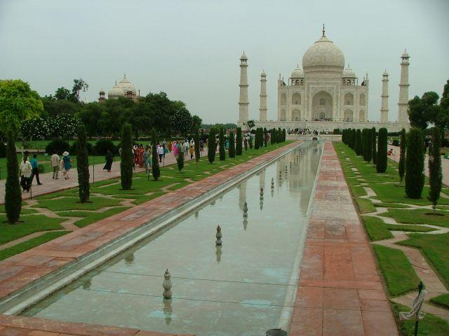 Zdj�cia: Agra, TAJ - zobacz raz i wystarczy..., INDIE