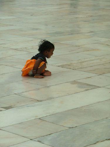Zdjęcia: Agra, dziecko, INDIE