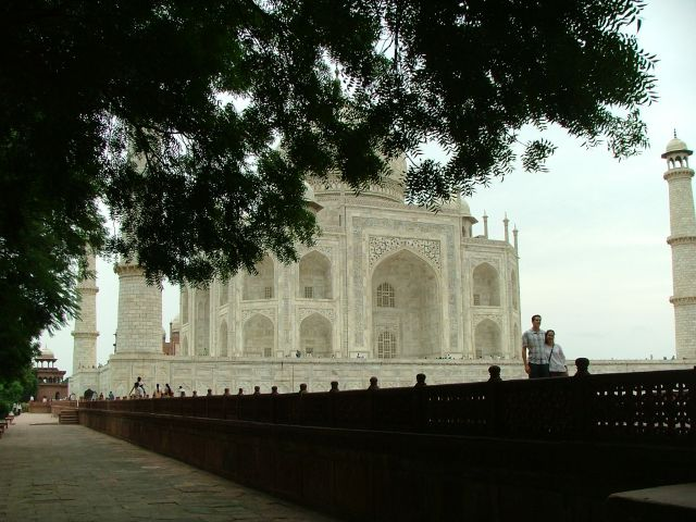 Zdj�cia: Agra, Taj Mahal, INDIE