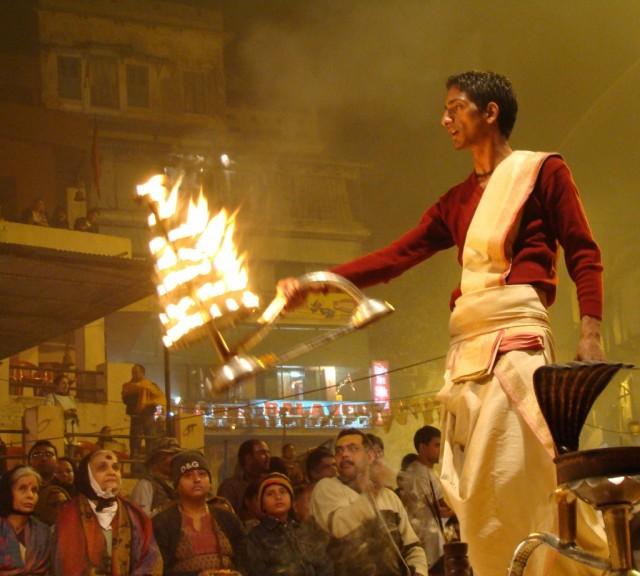Zdjęcia: Varanasi, Uttar Pradesh, Ku czci Matki Gangi, INDIE