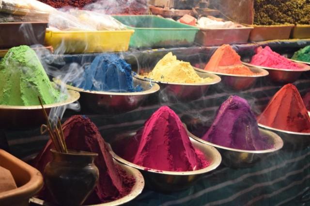 Zdjęcia: Mysore, Karnataka, Na bazarze, INDIE