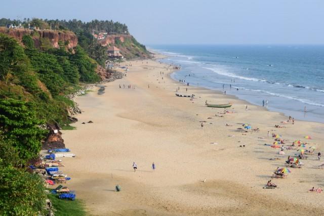 Zdjęcia: Varkala, Kerala, Varkala Beach, INDIE